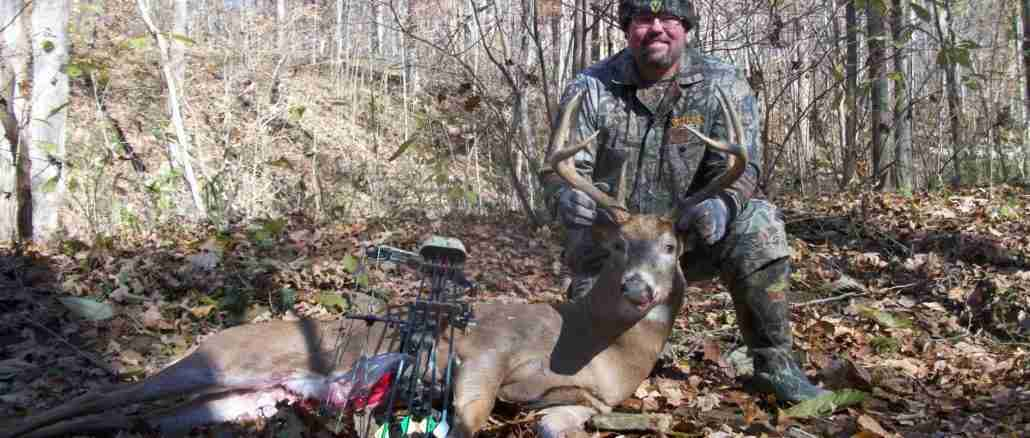 deer hunting, bowhunting, public land deer hunting