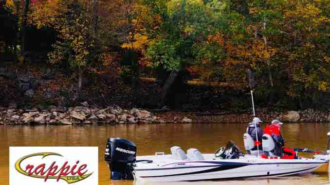 fishing crappie tournaments