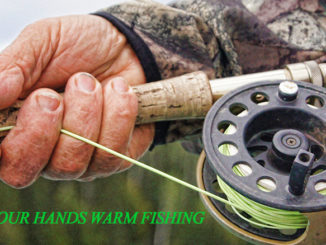 keeping my hands warm, keep hands warm fishing