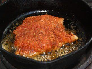 Spicy Pan Seared Catfish