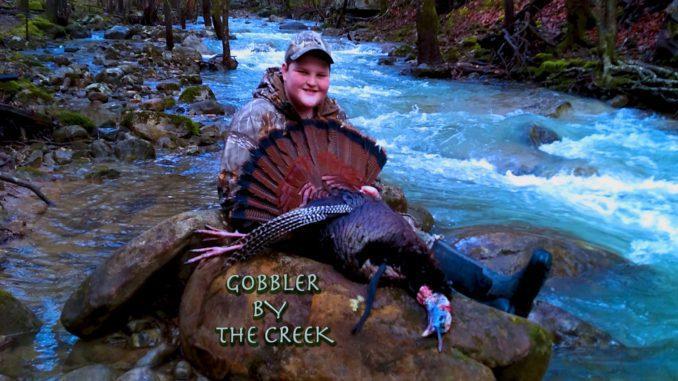 father son turkey hunt